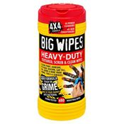 Immagine di salviette pulitori big wipes heavy duty barattolo 80 pz.