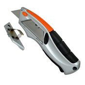 Immagine di cutter squeeze knife heavy duty lame trapezoidali