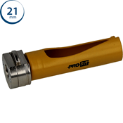 Immagine di seghe tazza click&drill hm mm. 21 multipurpose wood&stone