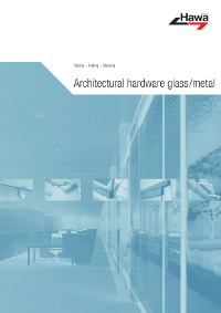 Hawa 201801EN Sliding Folding Stacking_Architectural_hardware glass metall